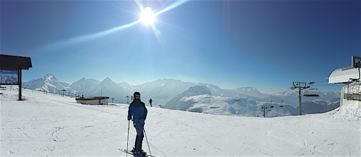 Les Deux Alps, STS Alppimatkat