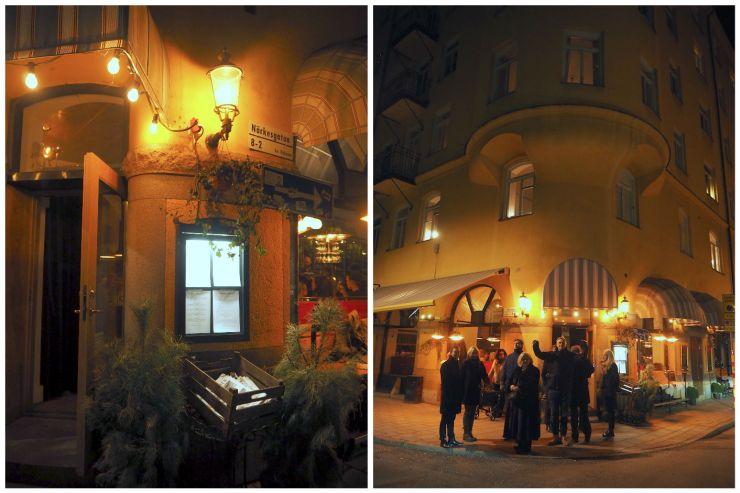 Nytorget 6, Stockholm restaurant