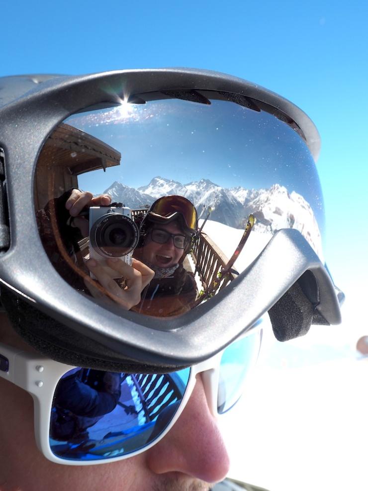 Les Deux Alps, Janina Pohja, STS Alppimatkat
