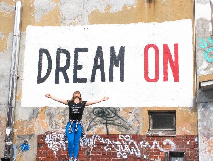 Janina Pohja, dream on, Suvilahti, sitä saa mitä tilaa, onnenpyörä, hyvä elämä