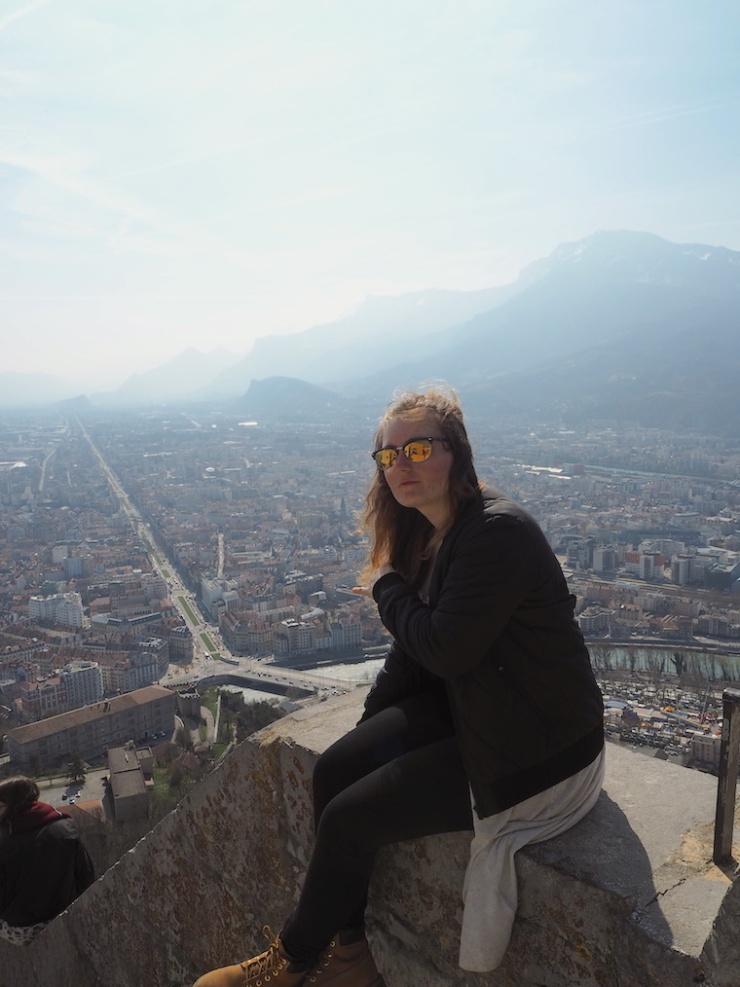 Janina Pohja, unelmat, Grenoble, Bastille