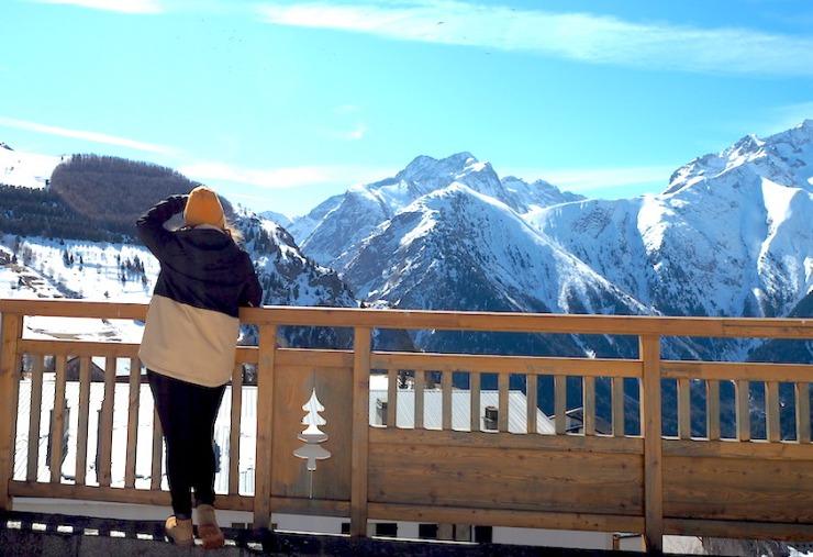Les Deux Alps, Vai-ko, Alpit