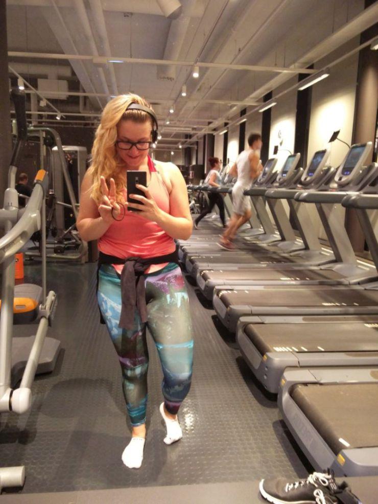 Janina Pohja, Fit Times, Evo Fitness, treenaus, bloggaaja, hyvinvointi