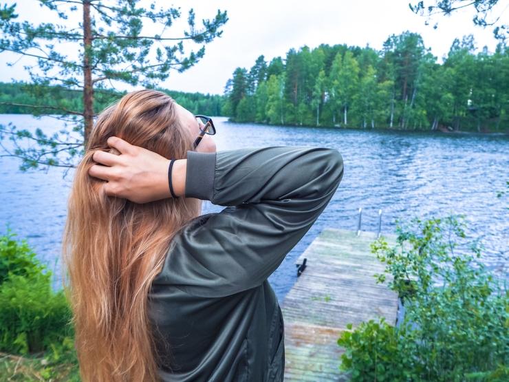 Janina Pohja, Fit Times, bloggaaja, itsevarmuus,