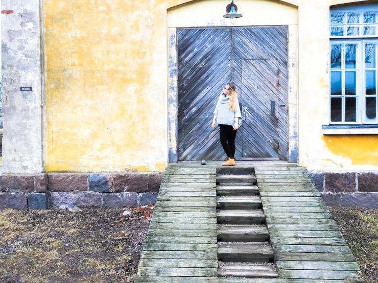 Janina Michaela, lifestyle-bloggaaja, Suomenlinna, TFW Konala, be the change you want to see in the world, kuinka maailma muutetaan?, positiivisuus, kuinka tulla positiiviseksi, #kehukeskiviikko