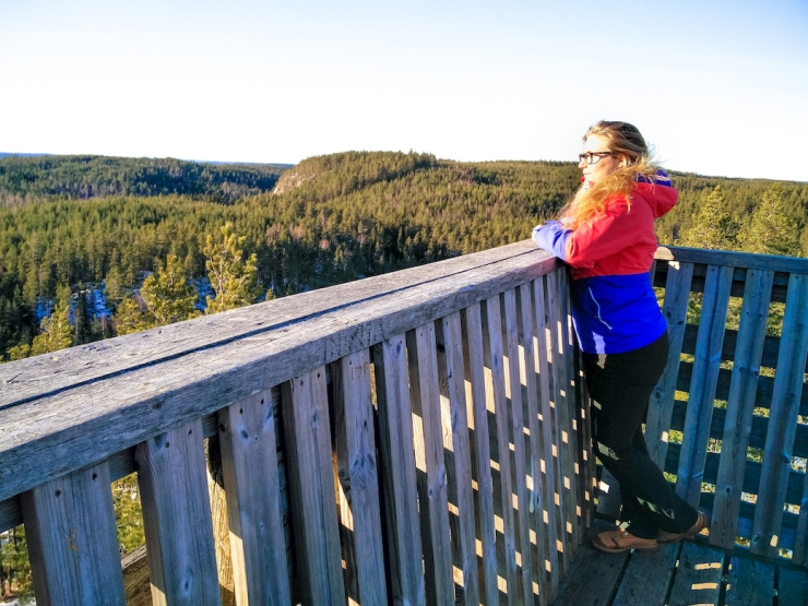 Janina Michaela, Suomi100, juhlavuosi, 100sankaria, kampanja, GreenStreet.fi, kiitollisuus, levitä hyvää, mikä on paras kiitos, Repovesi, luonnonpuisto, Suomen luonto, lifestyle-bloggaaja, Suomen parhaat vaelluspaikat