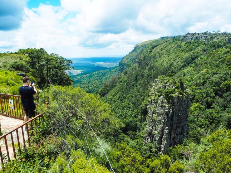 Pinnacle, Panorama Route, nähtävyys, Etelä-Afrikka, Graskop, mitä tehdä, matkablogi, turistina, luonto, vaellus, matkustus, roadtrip, Janina Michaela