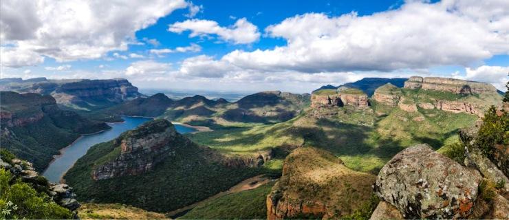 Three Rondavels, Blyde River Canyon, God's Window, Pinnacle, Panorama Route, nähtävyys, Etelä-Afrikka, Graskop, mitä tehdä, matkablogi, turistina, luonto, vaellus, matkustus, roadtrip, Janina Michaela