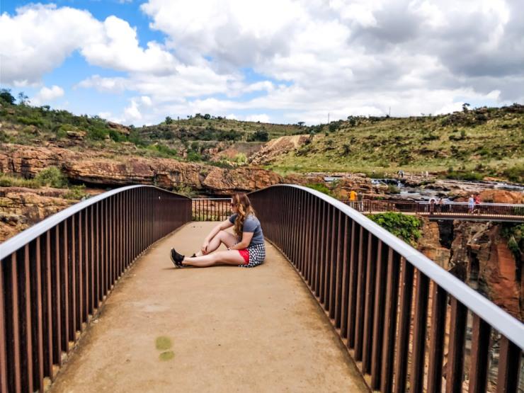 leuanveto, hyvinvointi, miten vetää leuka, Janina Michaela, TFW Konala, TFW kokemuksia, Panorama Route, Etelä-Afrikka, matkablogi